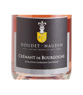 Doudet Naudin - Cremant de Bourgogne Rose Brut NV 750ml