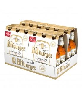 Bitburger Premium比爾森啤酒330ml瓶x 24 / cs