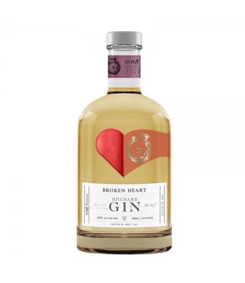 Broken Heart - Rhubarb Gin 500ml