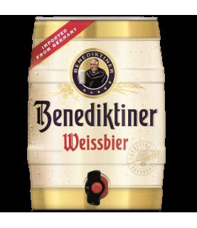 Benediktiner Weissbier 5L