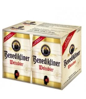Benediktiner Weissbier 5L x 2/cs