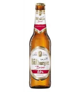 Bitburger Drive Premium Pilsner 330ml Bottle x 24/cs