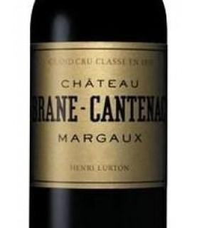 Brane Cantenac Margaux 2eme Cru 2008 (OWC), RP 92 750ml