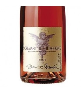 Doudet Naudin - [Limited Edition] Cremant de Bourgogne Rose Brut 750ml
