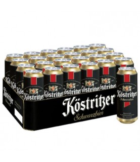 Kostritzer Schwarzbier 500ml罐裝x 24 / cs