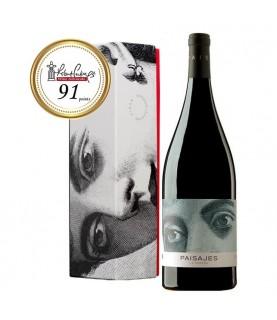 Paisajes - Miguel Angel de Gregorio Paisajes Wine Set, 3 X 750ml