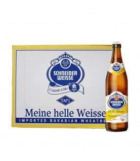Schneider Weisse TAP 1 Meine helle Weisse 500ml Bottle x 20/cs