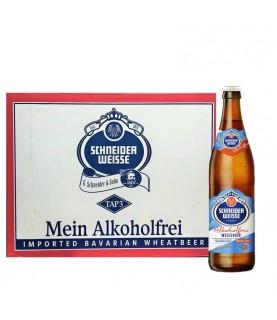 Schneider Weisse TAP 3 Mein Alkoholfreies 500ml Bottle x 20/cs