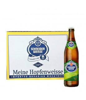 Schneider Weisse TAP 5 Mein Hopfenweisse 500ml Bottle x 20/cs
