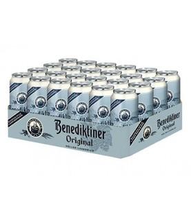 Benediktiner Original (Hell) 500ml Can x 24/cs