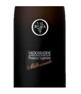 Valdobbiadene Extra Dry DOCG Prosecco Superiore Millesimato 2018, 750ml