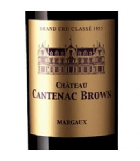 Chateau Cantenac Brown, Margaux 3eme Cru, 2009, 750ml