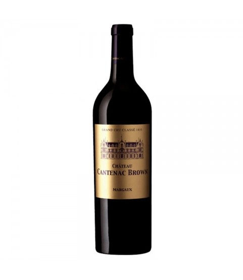 Chateau Cantenac Brown Margaux 3eme Cru 2010 (OWC), RP 94+ 750ml