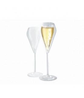 Double Wall Champagne Glasses Vin Bouquet, Spain