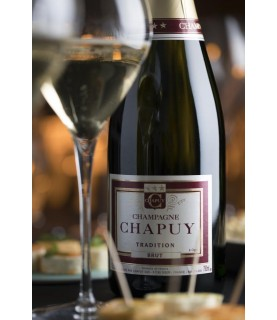 Chapuy Brut Tradition 750ml France, Champagne