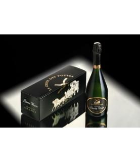 Chapuy Cuvee Prestige Livree Noire Brut Grand Cru Millesime 2008 750ml France, Champagne