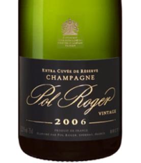 Pol Roger Brut Vintage 2006 (Magnum) 1500ml France, Champagne