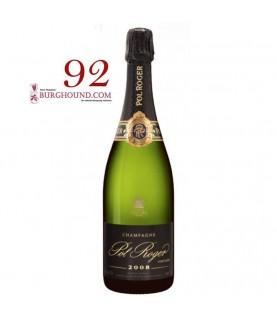 Pol Roger Brut Vintage 2008 750ml France, Champagne