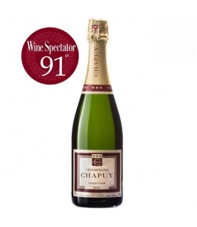 Chapuy Brut Tradition (Magnum) 1500ml France, Champagne