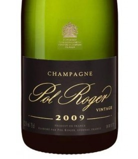 Pol Roger Brut Vintage 2009 (Gift Box) 750ml France, Champagne