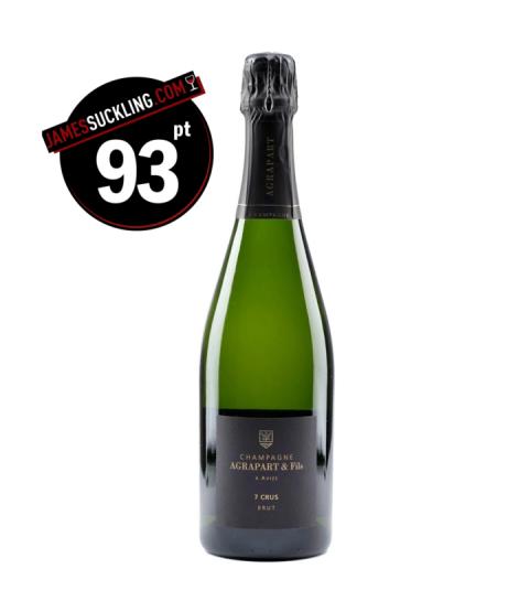 Agrapart & Fils 7 Crus Brut N.V. 750ml France, Champagne