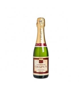 Chapuy Demi Sec Tradition half 375ml France, Champagne