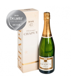 Chapuy Brut Blanc de Blancs Grand Cru Millesime 2012 750ml