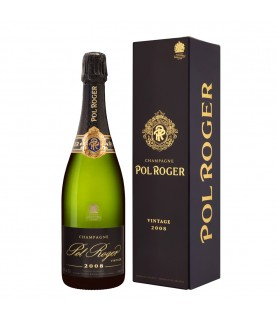 Pol Roger Brut Vintage 2008 (Gift Box) 750ml