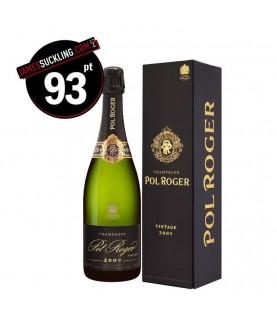 Pol Roger Brut Vintage 2009 (Gift Box) 750ml