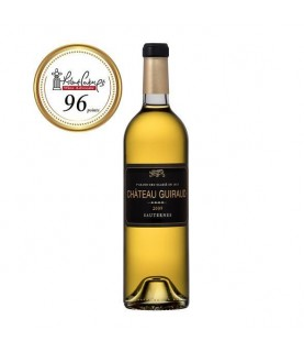 Chateau Guiraud - Sauternes 1er Grand Cru 2009 (OWC), NM 96 375ml Sauternes, France