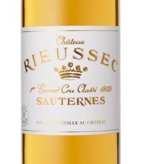 Chateau Rieussec - Sauternes 2003, RP 97 375ml Sauternes, France