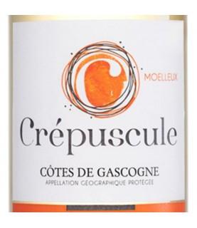 Crepuscule Moelleux, IGP Cotes de Gascogne 2019, 750ml Cave du Marmandais, France