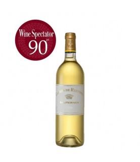 Carmes de Rieussec, Rieussec 2nd Wine, Sauternes, 2011, 375ml Sauternes, France