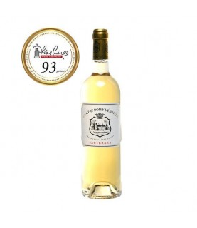 Chateau Doisy Vedrines - Sauternes 2013, NM 93 375ml Sauternes, France