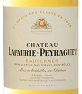 Chateau Lafaurie Peyraguey, Sauternes 1er Grand Cru, 2007, 375ml Sauternes, France